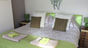 Double room Single Bedroom Trevali Guesthouse